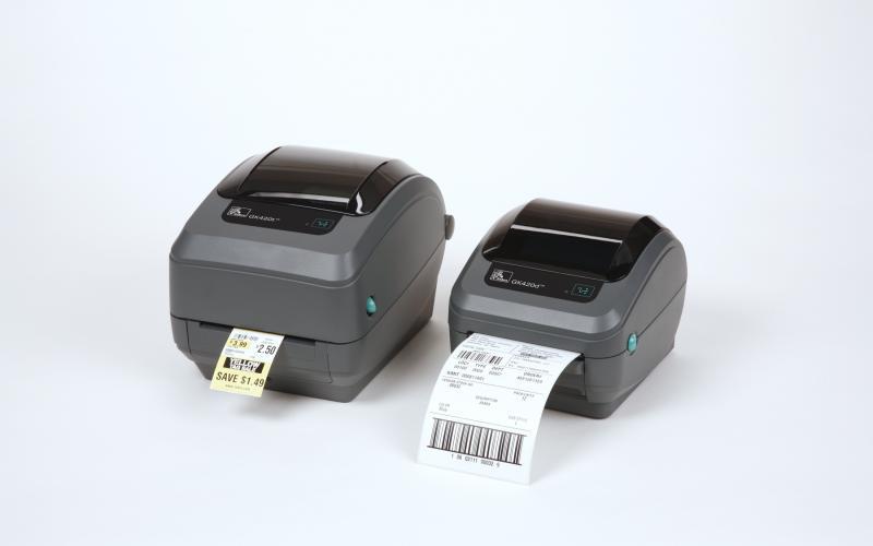Zebra G Series Desktop label printers